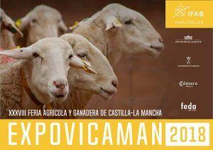 Expovicaman 2018 @ Palacio Ferial IFAB.   Albacete   Castilla-La Mancha   España