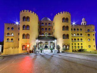 El Hotel Alhambra Palace con 108 años de historia es el establecimiento de cinco estrellas más antiguo de España
