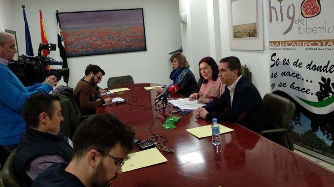 presentado 'Higo de Tiberia Barcarrota' como primera y única Marca de Garantía de Extremadura