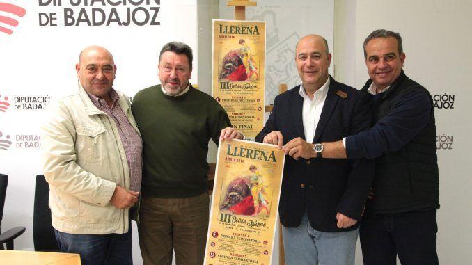 Llerena celebrara los próximos días 6 y 7 de abril, su III Bolsín Taurino