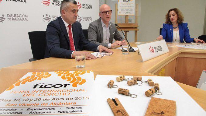 Los profesionales del sector corchero se darán cita la próxima semana en la Feria Internacional del Corcho