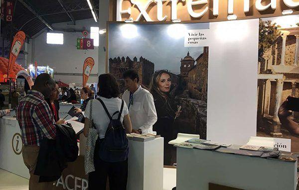 Extremadura participa en la 25ª edición de la feria B-Travel de Barcelona