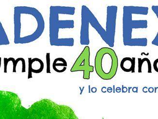 40 años adenex