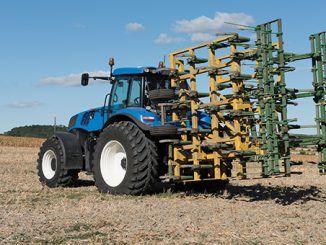 Las novedades en el sector agrícola son el MICHELIN AxioBib 2