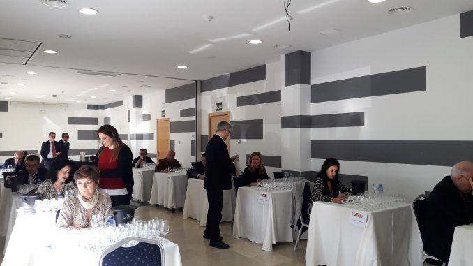 El concurso, que celebra su 19ª edición, ha analizado un total de 91 muestras de vino de 22 bodegas diferentes