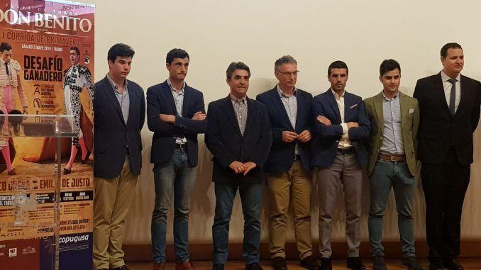 Tauroemoción presentó la temporada taurina de Don Benito