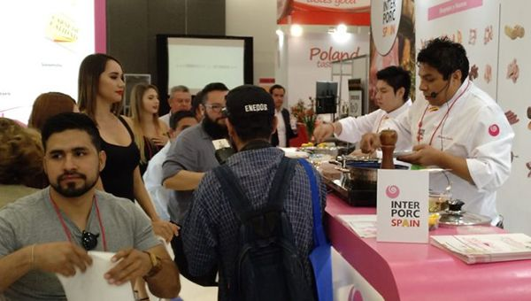 El mercado mexicano representa un gran atractivo para los intereses del sector porcino español