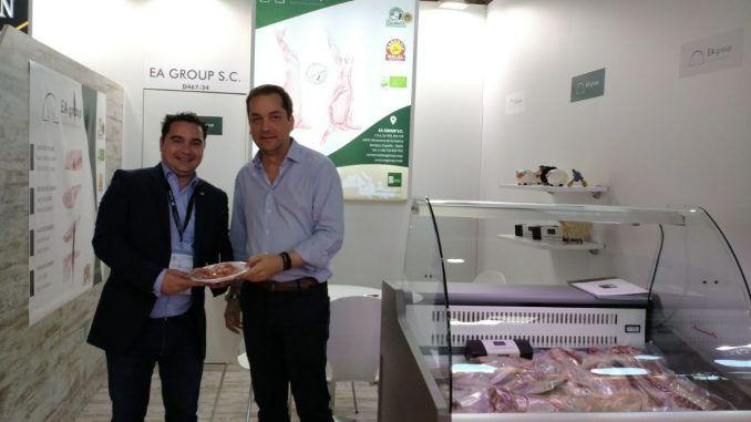 El grupo EA Group aglutina un 20% de la producción de carne de ovino en Extremadura y Andalucía.