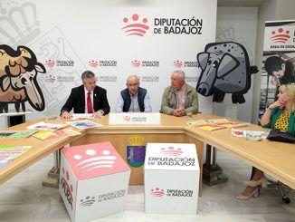 Esta mañana se ha presentado en rueda de prensa la 86 edición de la Feria Agroganadera de Puebla de Alcocer
