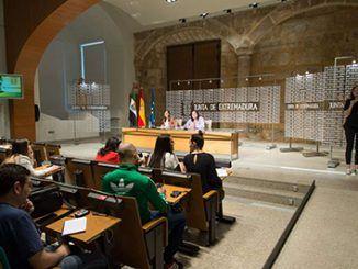"""El proyecto """"va a ser una realidad sí o sí porque ésa es la voluntad de los regantes y la voluntad de la Junta de Extremadura"""""""