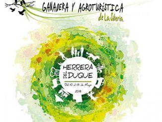 Herrera del Duque acoge del 10 al 13 mayo la octava edición de la Feria Ganadera y Agroturística de la Siberia