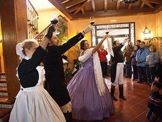 Entre sus protagonistas está la D.O. Ribera del Guadiana, que ha escogido el Palacio de Monsalud, lugar de nacimiento del poeta del Romanticismo José Espronceda