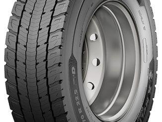 Por su parte, el nuevo neumático X Multi Energy permite un ahorro de combustible de hasta 1,2 litros /100 km con relación al anterior X Multiway 3D (según el cálculo VECTO *).