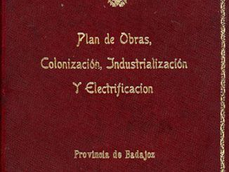 Documento del mes de Mayo del Archivo Provincial de la Diputación de Badajoz