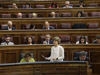 García Tejerina ha insistido en que el objetivo del Gobierno es que no haya ninguna bajada, para lo que se buscarán alianzas con otros Estados miembros